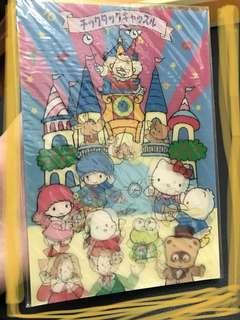 Sanrio 陳年懷舊珍藏版Postcard