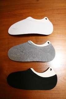 Kaos Kaki Tak Kasat Mata (Boat Socks) Unisex All Size
