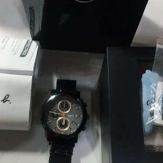 🚚 agnes.b 三眼手錶