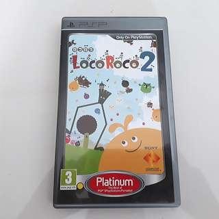 🎈SALE: PSP Game Catridge (Loco Roco 2)