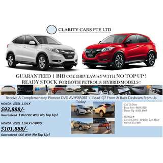 Brand New Car Promo! Drive Away From As Low As $6,888!