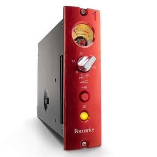 Focusrite Red 1 500 Series Microphone Preamp