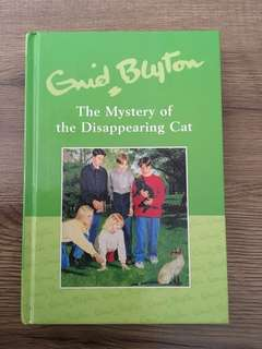 The Mystery of the Disappearing Cat 🐈 by Enid Blyton