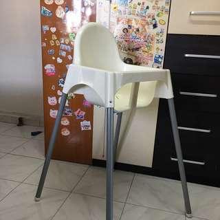 IKEA High-chair 兒童高椅