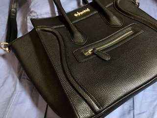 Celine inspired handbag