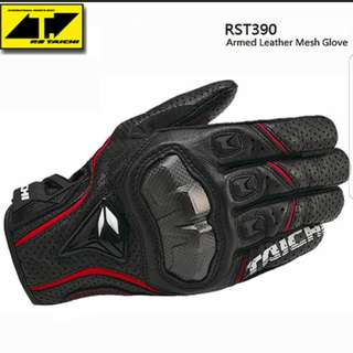 RS Taichi RST390 Leather Gloves