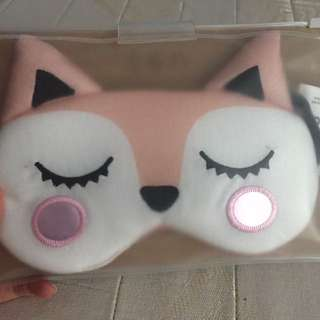 Oversized eye masks from typo