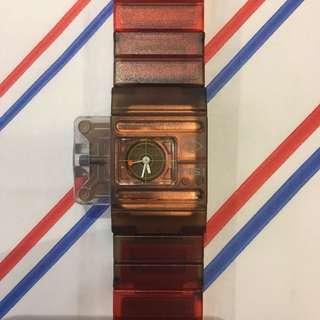 Cabane de Zucca 2001年 手錶 懷舊