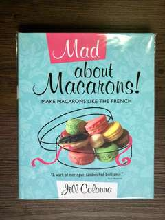 Macarons | Mad About Macarons book