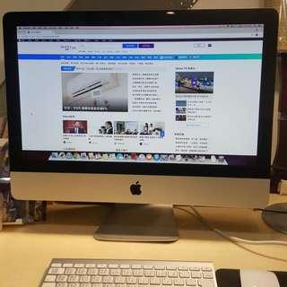 原廠iMac 2009 蘋果21.5吋桌上電腦