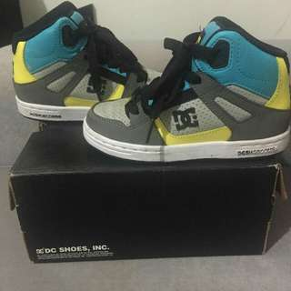DC shoes for boys