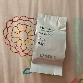 *Brand New* Refill-Laneige BB Cushion(No. 21 Beige)
