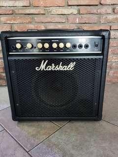 Marshall Guitar Amplifier MBB15. Guitar Amplifier