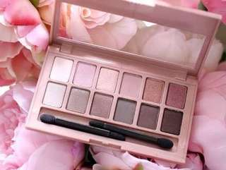 ( TURUN HARGA ) fix price. Maybelline new york the blushed nudes eyeshadow pallate