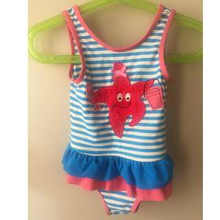 MOTHERCARE SWIM WEAR 12-18 mos