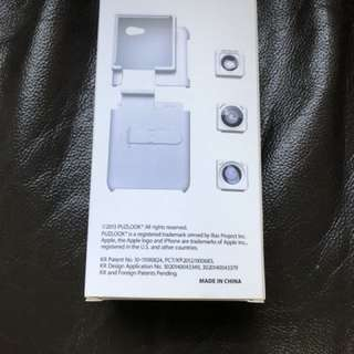 Iphone6 鏡頭手機殻