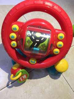 ELC mainan setir mobil