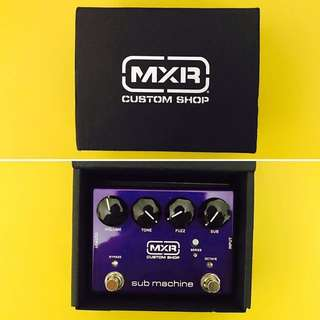 Mxr submachine
