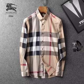 Burberry襯衫