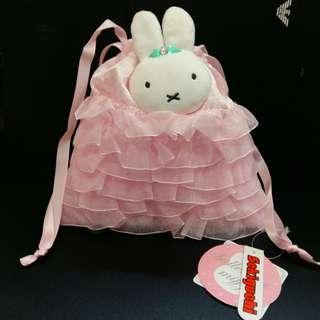 Miffy芭蕾舞裙袋