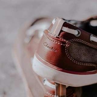 Clarks Men's Jax Boat Shoe