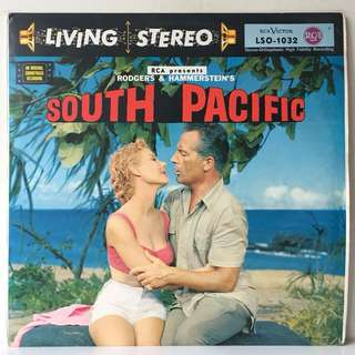 Rodgers & Hammerstein ‎– RCA Presents Rodgers & Hammerstein's South Pacific (1970s Germany Reissue - Vinyl is Mint)