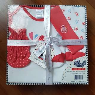 Baby Gift Set ~ 4 pieces