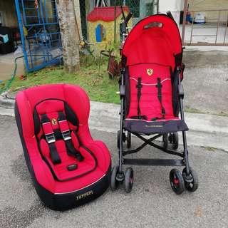 Ferrari combo