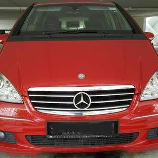 Mercedes A170 SG