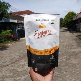 Sus Kering Cemilan Enak Sehat Halal Ada Label MUI