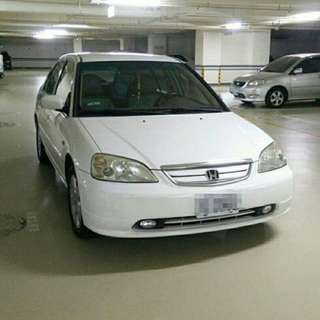 本田HONDA CIVIC FERIO 7代