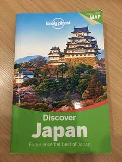 Lonely Planet : Discover Japan