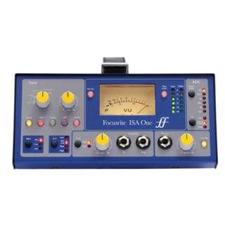 Focusrite ISA 1 Analogue Single channel pre-amp/DI (No Flight Case)