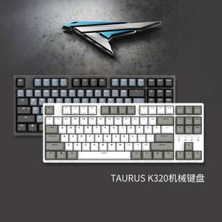 Durgod Taurus K320 TKL Mechanical Keyboard