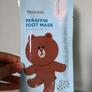 Mediheal LINE Paraffin Foot Mask