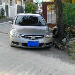 Rush sale! Fresh in and out! Complete papers! 2007 Honda Civic. Call or text 09178813283