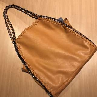 Leather Bag (similar to Stella McCartney's design)