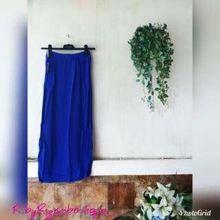 Shakila Blue Benhur Skirt