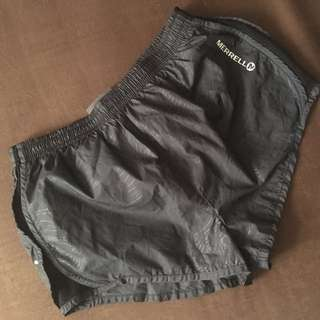REPRICED! Merrell hiking shorts
