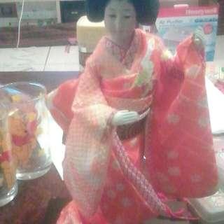 日本歌技娃娃