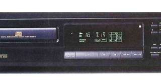 SONY cdp 312 CD機