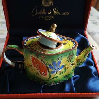 Teekanne Secret Garden Tea Pot