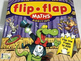 Flip, Flap Maths (Addition)