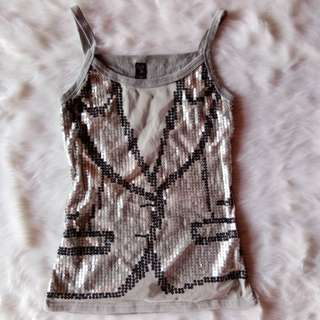 Sequence Tank Top