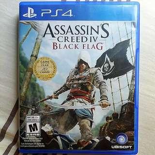 PS4-刺客教條4黑旗(Assassin Creed Black Flag)
