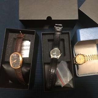 Luxury Watches for $1200 (all)
