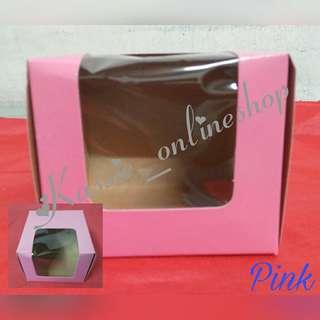 Cupcake Box (solo) w/ holder