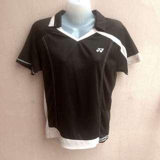 Kaos Badminton Kerah anak anak - Yonex