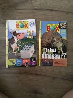 Discovery Box - 2 titles