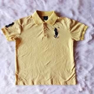 Polo Shirt (yellow)